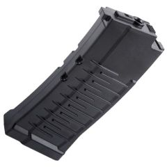 King Arms 380rd Hi-Cap Magazine for VSS Vintorez/AS VAL (Black) [KA-MAG-67-HC-BK]